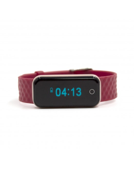 Overnies Smart Band Roja
