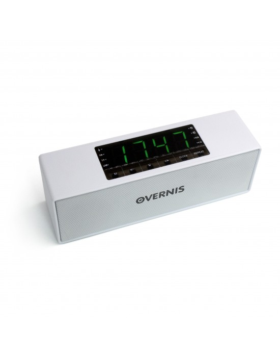 Bluetooth Alarm Clock Speaker Overnis