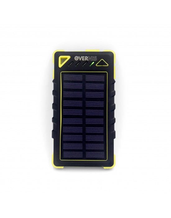 overnis powerbank solar chargue