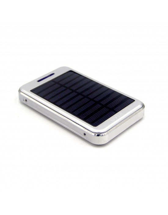 overnis city powerbank solar charge