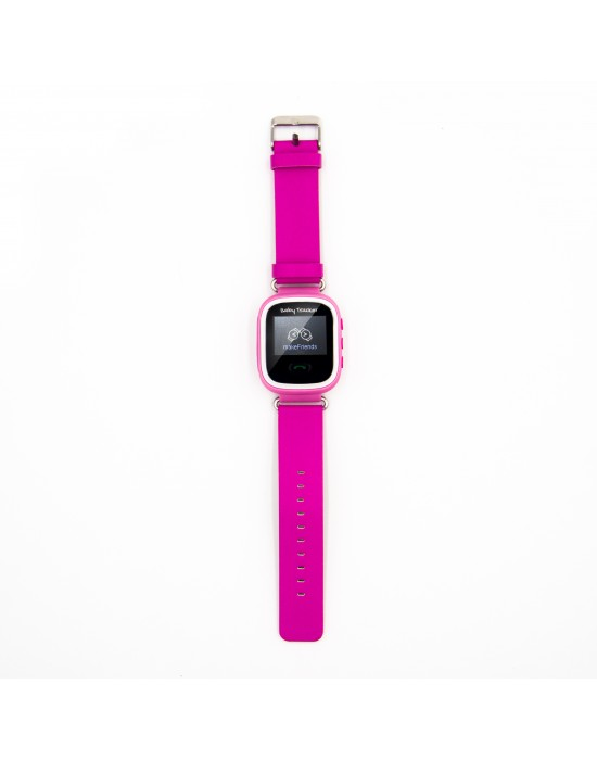Baby Tracker pink