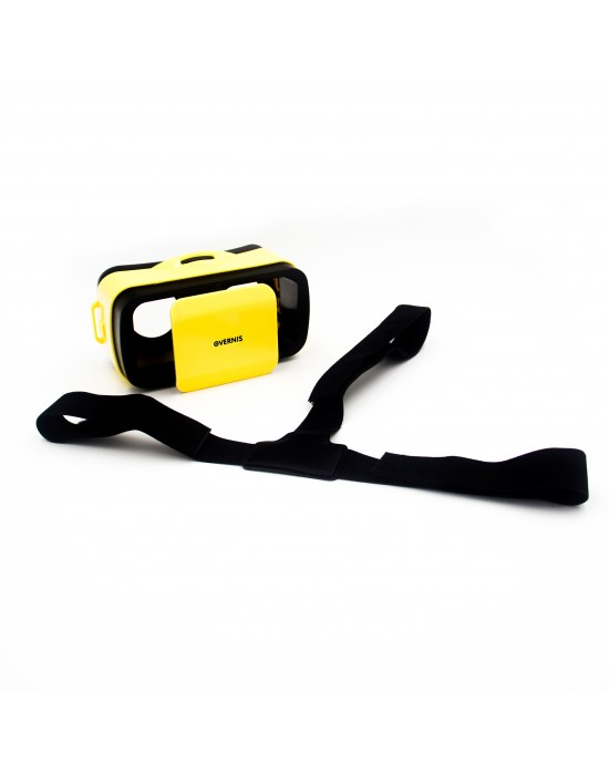 3D MINI OVERNIS GLASSES YELLOW