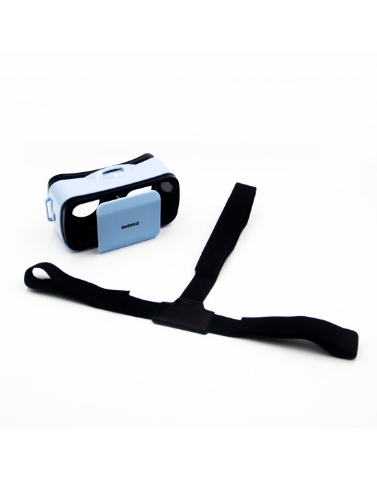 3D MINI OVERNIS GLASSES BLUE