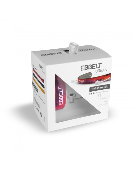 Ebbelt Urban Bluetooth Red