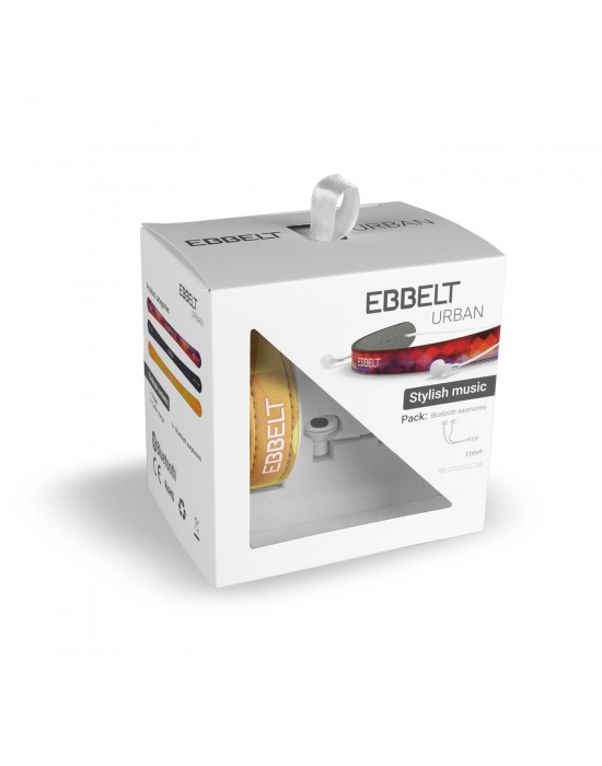 Ebbelt Urban Bluetooth Yellow